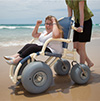 Platypus Beach Wheelchair