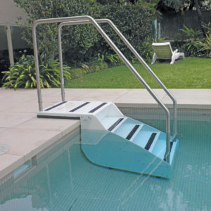 platypus pool steps