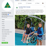 Para Mobility profiled in Australian Made Campaign