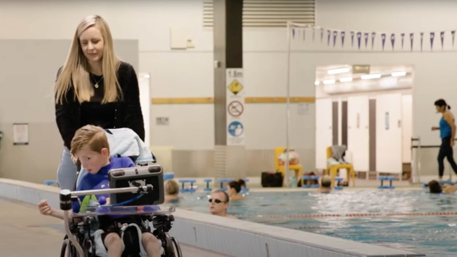 Why isn't my local Swimming Pool Accessible?